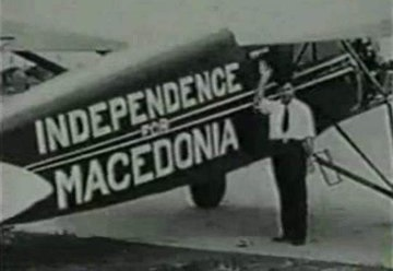 INDEPENDENCE FOR MAKEDONIA